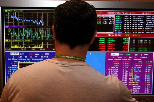 Анализ торгов на бирже quik 1